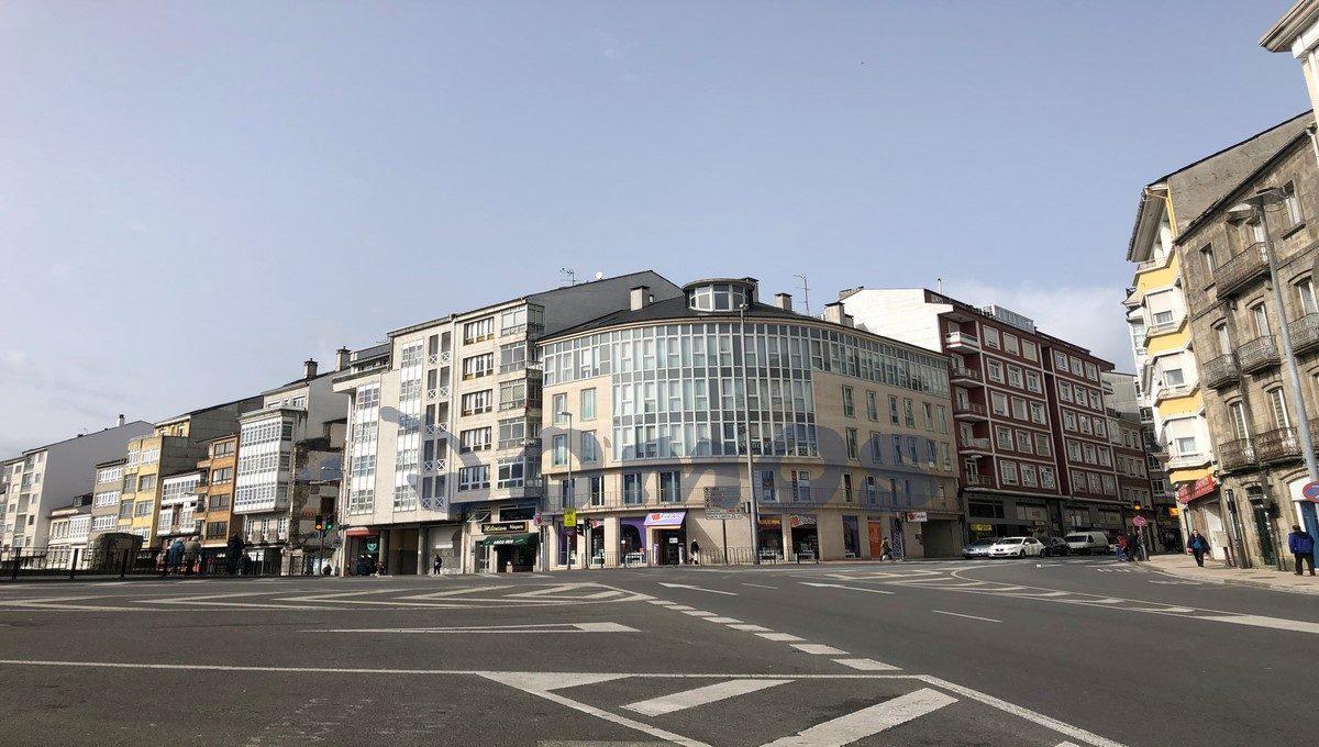 Dúplex en Avda. Coruña (2)