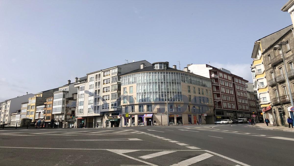 Dúplex en Avda. Coruña