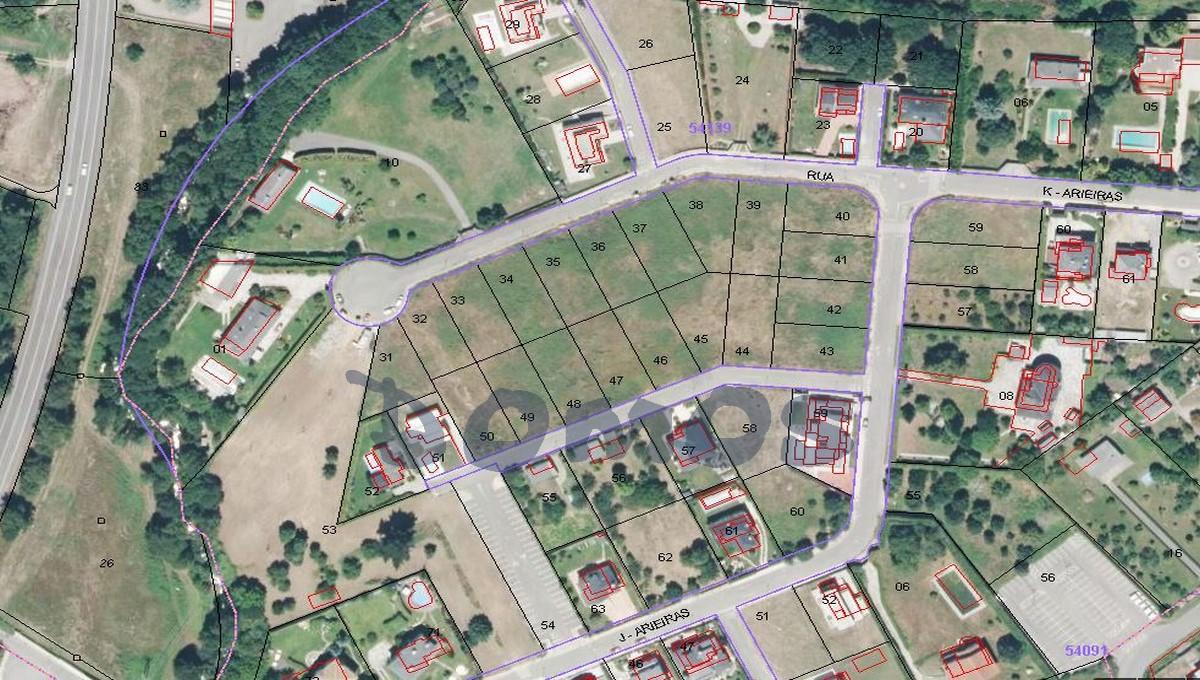 Parcelas en polígono Louzaneta, Lugo (2) (Copiar)